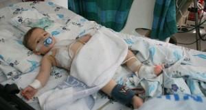 Ренато Усатый пожертвовал 100 000 лей на лечение Даниела Бадан