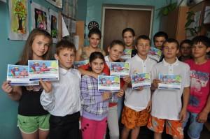 Юные чемпионы из Кишинева впервые увидят море