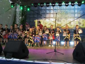 Мероприятия, организованные в честь Храма города Фалешты, при поддержке Ренато Усатого