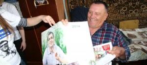 Пасхальная благотворительность Ренато Усатого (репортаж телеканала TVC21)