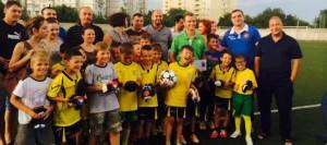 Ренато Усатый помог детской футбольной команде, но… Олегу Ефриму это не понравилось