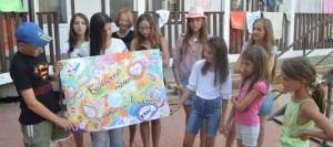 Ренато Усатый отправил 100 детей в Затоку!  (репортаж РТР Молдова)