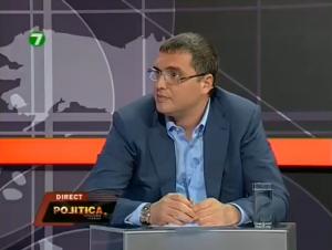 """Ренато Усатый парирует Наталье Морарь в программе """"Politiсa"""" на TV7"""