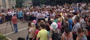 РЕНАТО УСАТЫЙ в Окнице: «Я намерен развалить кумэтризм в Молдове»