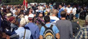 ВИДЕО // Ренато Усатый: «Бричанский район – достойный пример ведения сельского хозяйства в Молдове»