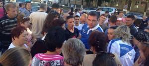 Ренато Усатый в Единцах: «Молдова  должна показать всему миру, что она любит и уважает себя»