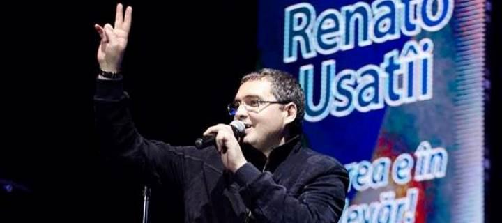 (ВИДЕО) Ренато Усатый: «Спасибо за поздравления! Был очень тронут, люблю вас всех!»