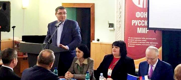 Renato Usatîi către studenţi: Aveţi de făurit o Moldovă nouă! (VIDEO)