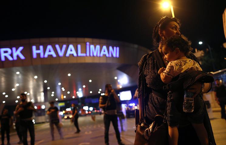Ренато Усатый выразил соболезнования в связи с гибелью людей при теракте в Стамбуле