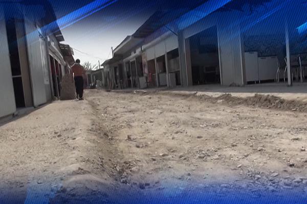 В Бельцах приводят в порядок территорию рынка по ул. Карачобану