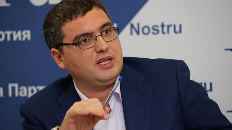 Ренато Усатый: кандидатом в президенты от «Нашей партии» может стать Дмитрий Чубашенко