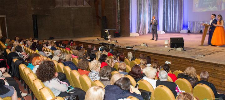 Чубашенко в Бельцах: реформа образования станет приоритетом в ходе восстановления Молдовы