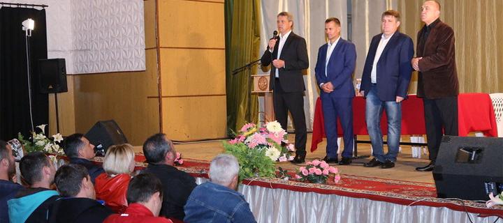 Чубашенко в Комрате: Гагаузия является одним из «якорей» молдавской государственности