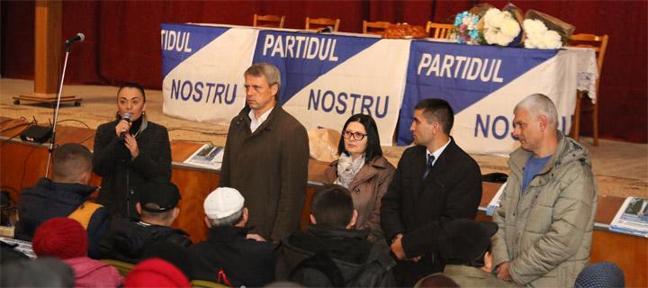 Чубашенко: В следующем парламенте «Наша Партия» возьмет большинство