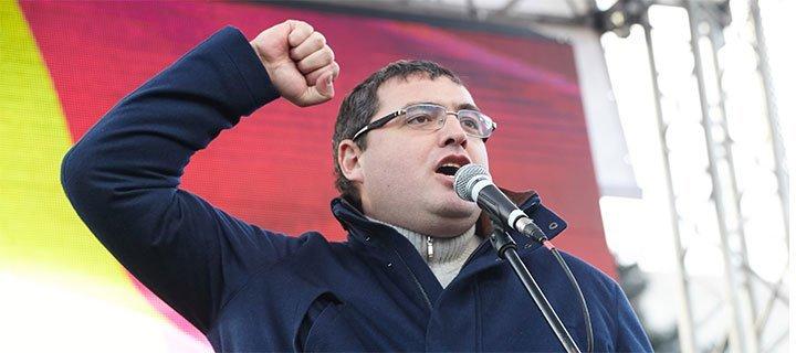 Ренато Усатый заявляет о планах Плахотнюка повторить сценарий с исключением его партии из выборов