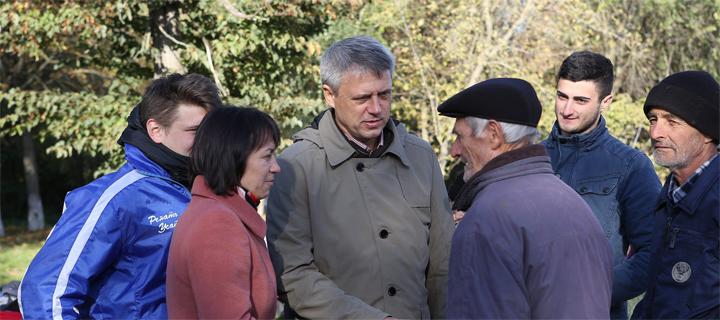 Ciubașenco în raionul Florești: Plahotniuc a transformat Moldova în închisoare