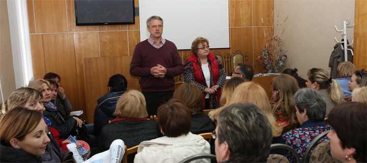 """Ciubașenco la întîlnirea de la """"Ionel"""": Doar """"Partidul Nostru"""" spune franc, cum și cînd va fi înlocuită puterea"""