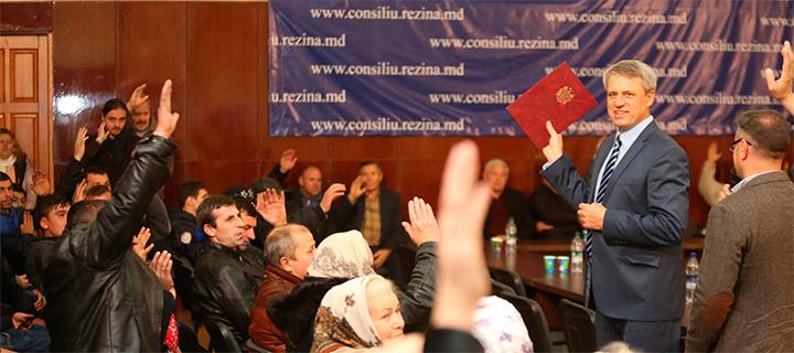 Чубашенко: Голосуя за меня, вы голосуете за Ренато Усатого!