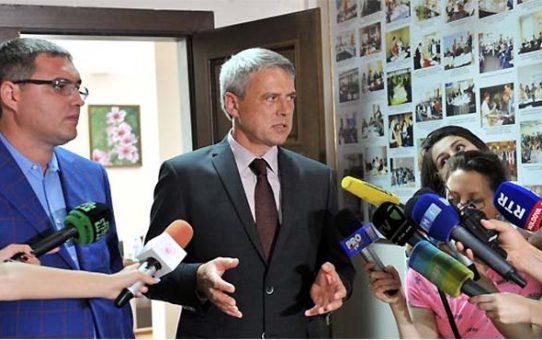 """Чубашенко станет вице-председателем """"Нашей Партии"""""""