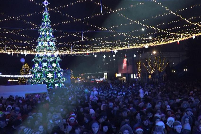 Ренато Усатый: «15 декабря в Бельцах зажгутся огни новогодней ёлки»