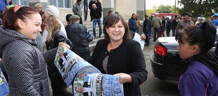 """Candidatul """"Partidulu Nostru"""" a obținut o victorie decisivă la alegerile locale din Iserlia"""