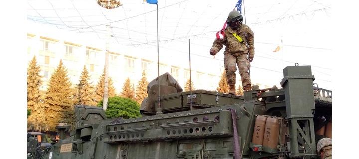 Ренато Усатый: Фактически НАТО уже в Молдове!
