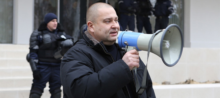 Беспредел режима! Феликс Гринку арестован в зале суда!