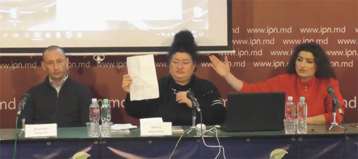 Documentul cu mărturiile false împotriva lui Renato Usatîi, care a extorcat Plahotniuc, a fost publicat