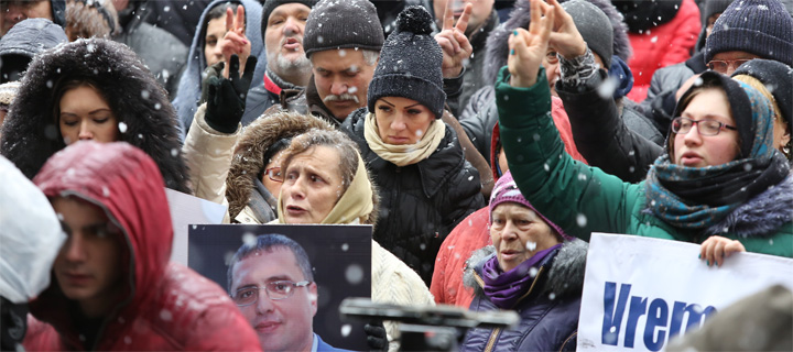 Суд снова перенес решение по делу, сфабрикованному против Усатого