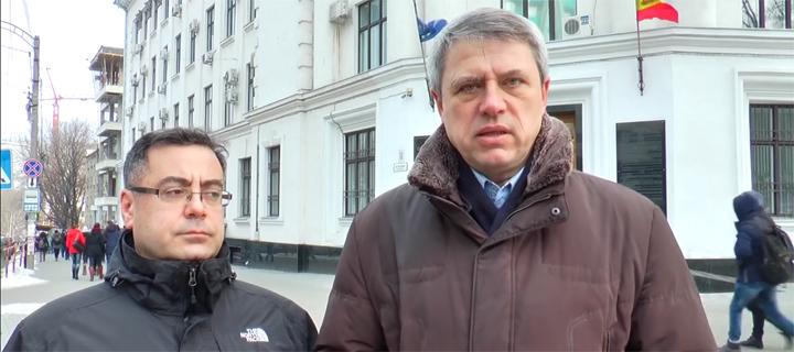 Ciubașenco: Procuratura lui Plahotniuc și Harunjen este o bâtă împotriva opoziției