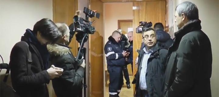 În Uniunea Europeană, Usatîi este considerat martor, dar nu bănuit în dosarul Gorbunțov