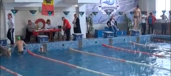 Turneul republican de înot, desfășurat la Bălți