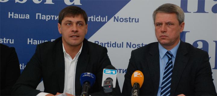 Șeremet: Corupții și raiderii din fosta conducere încearcă să preia din nou controlul orașului Bălți