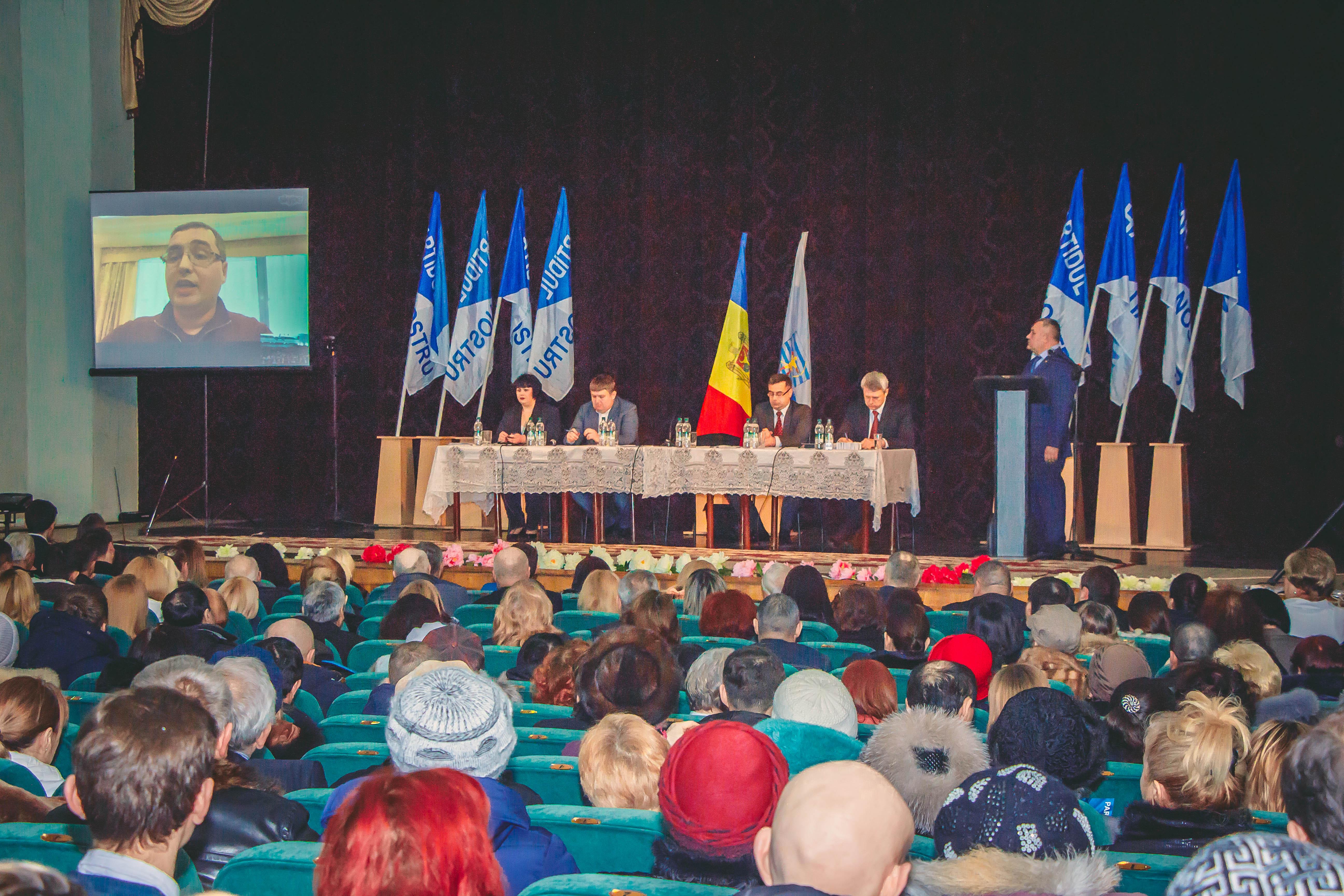 Usatîi: Noi sîntem cel mai periculos partid pentru regimul de guvernare