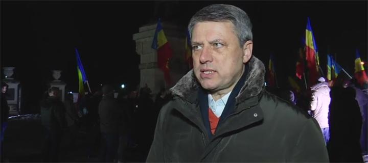 Чубашенко: Люди вышли на улицы, чтобы протестовать против «плахотнюков»