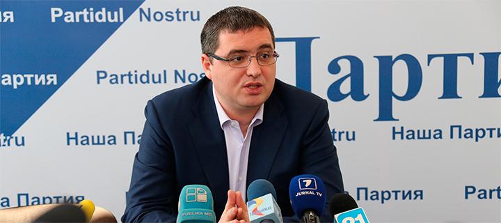 У главы «Нашей партии» появятся два новых заместителя – Newsmaker