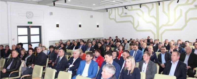 Конгресс местных властей дал центру десять дней для освобождения примара Бессарабки