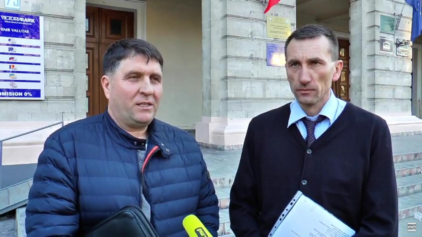 Защита Ренато Усатого потребовала отвода прокурора Виталия Бусуйка