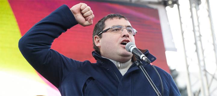 Usatîi: Opoziţia trebuie să se unească împotriva iniţiativei lui Plahotniuc