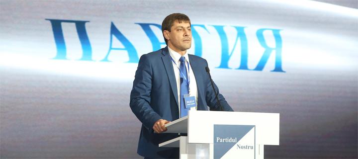 Шеремет: в Молдове установлен рабовладельческий строй