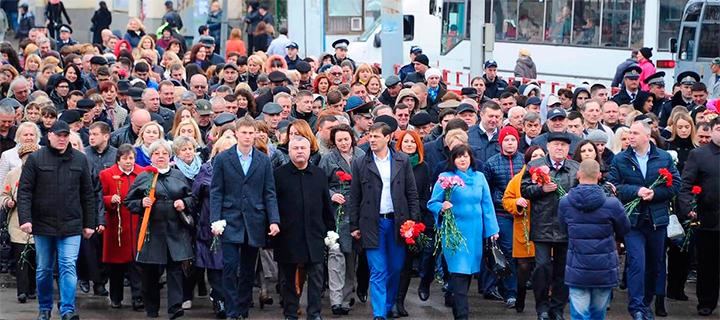 Усатый в День освобождения Бельц: Сделаю все, чтобы освободить Молдову от сегодняшних захватчиков (ФОТО)