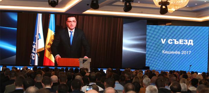 Renato Usatîi: Un stat moldovenesc viabil este posibil doar în baza unei noi Constituții