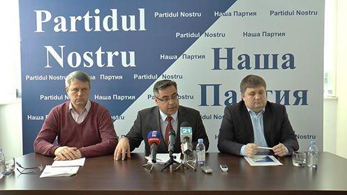 «Наша Партия» направила президенту законопроект о запрете на разведку и добычу сланцевого газа на территории Молдовы (DOC)